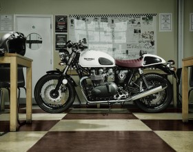 New Triumph Special Edition Thruxton Ace