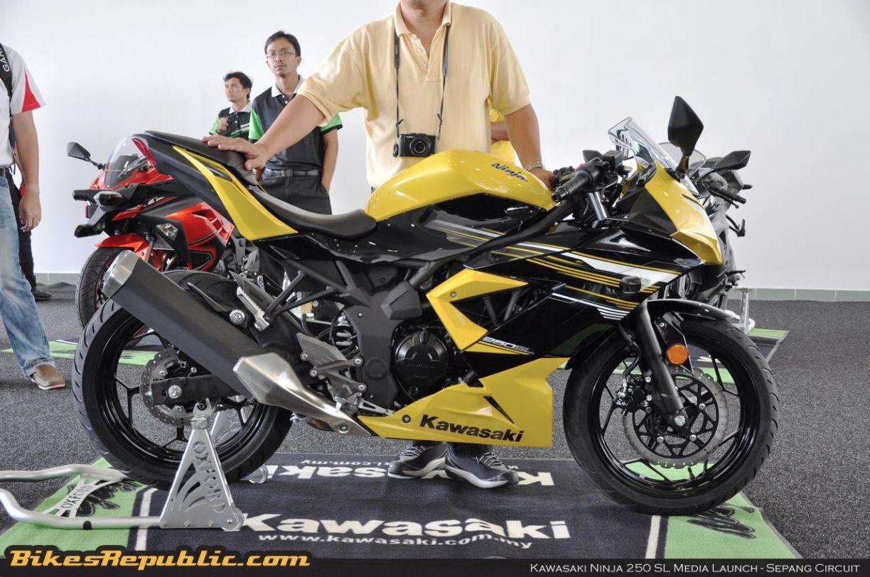Kawasaki Ninja Sl Price Malaysia