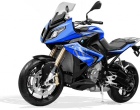 Best render of upcoming BMW S1000F yet