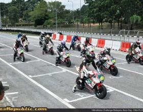 1 Minimoto Challenge Malaysia @ Speedway PLUS