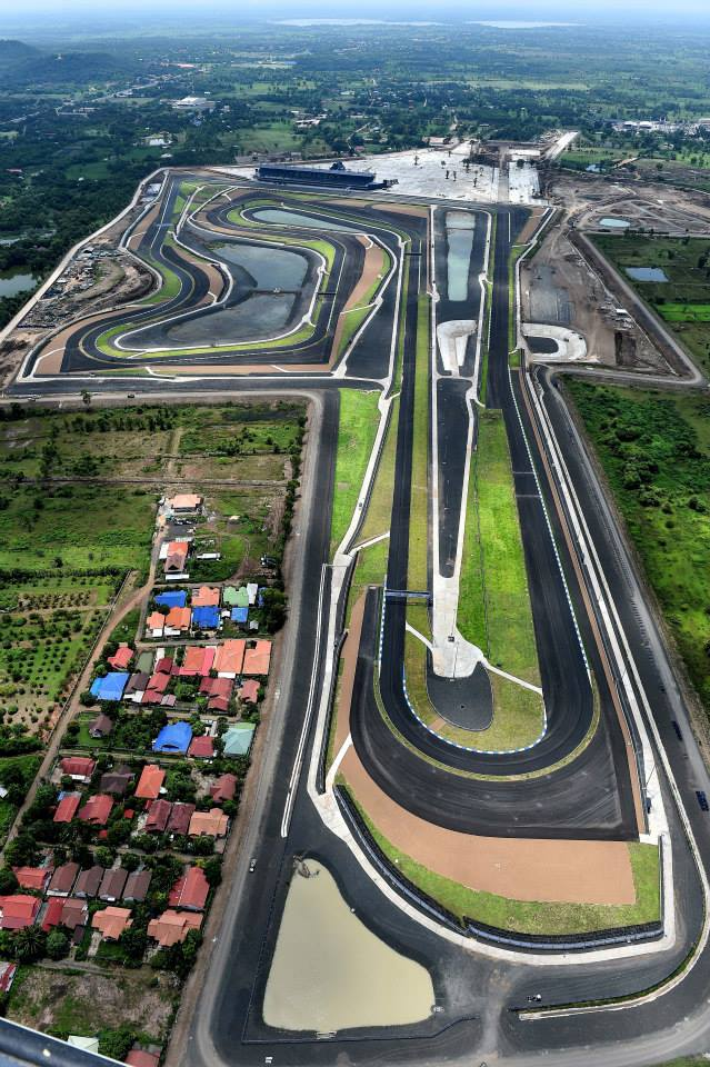 Chang International Circuit. Image: Bikes Republic