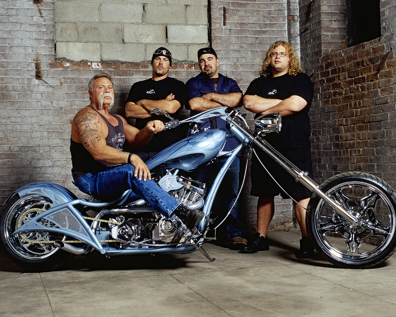 Orange County Choppers files for bankruptcy