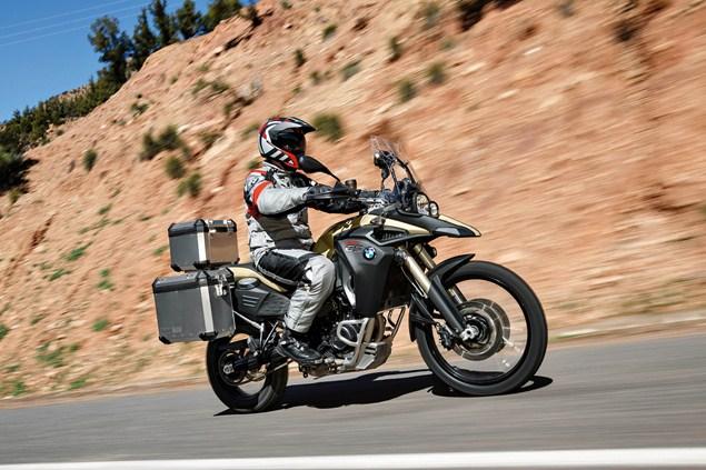New Bmw F800gs Adventure Unveiled Bikes Republic