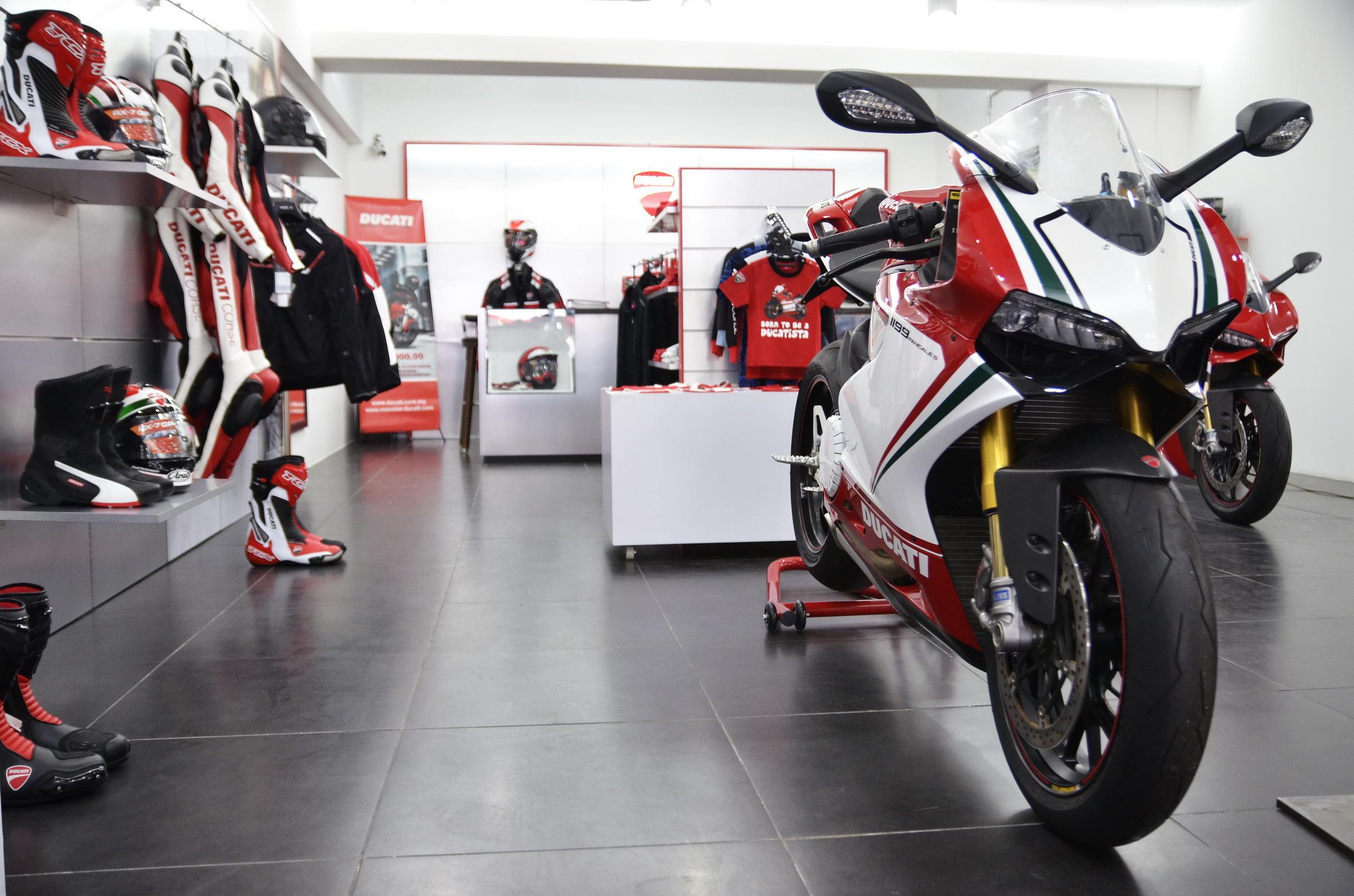 Ducati Malaysia opens first dealership - Bikes Republic