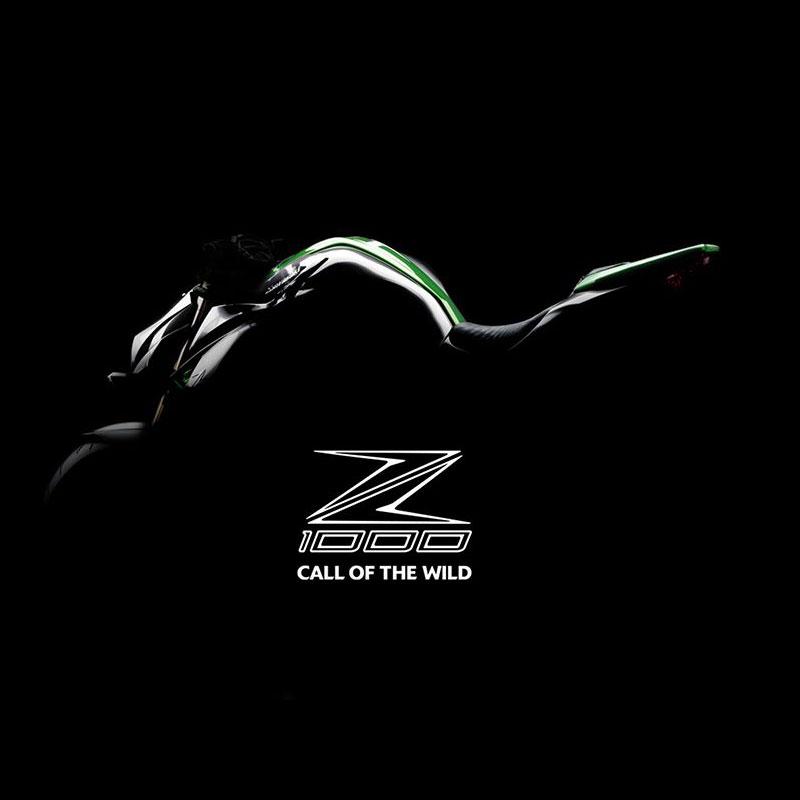 2014 Kawasaki Z1000 Leaked