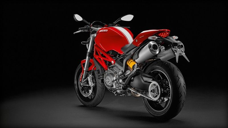 Ducati Monster  Wet Weight
