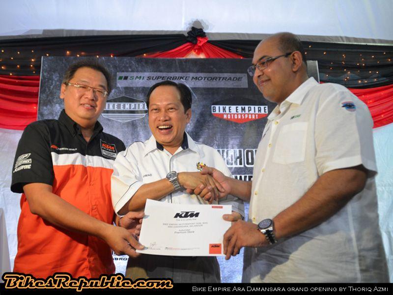 Bike Empire Ara Damansara Opens Bikesrepublic