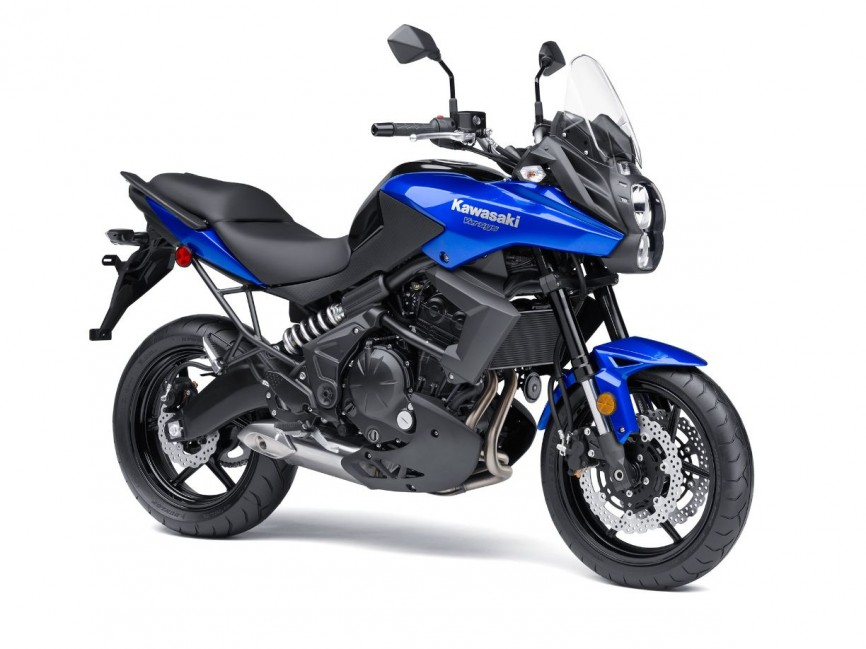 Revamped Kawasaki Versys 650 coming in 2015