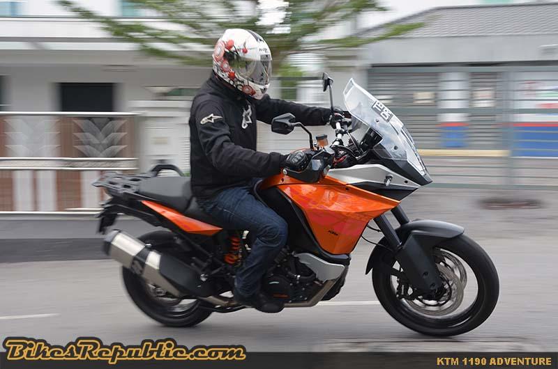 KTM 390 Adventure coming soon?