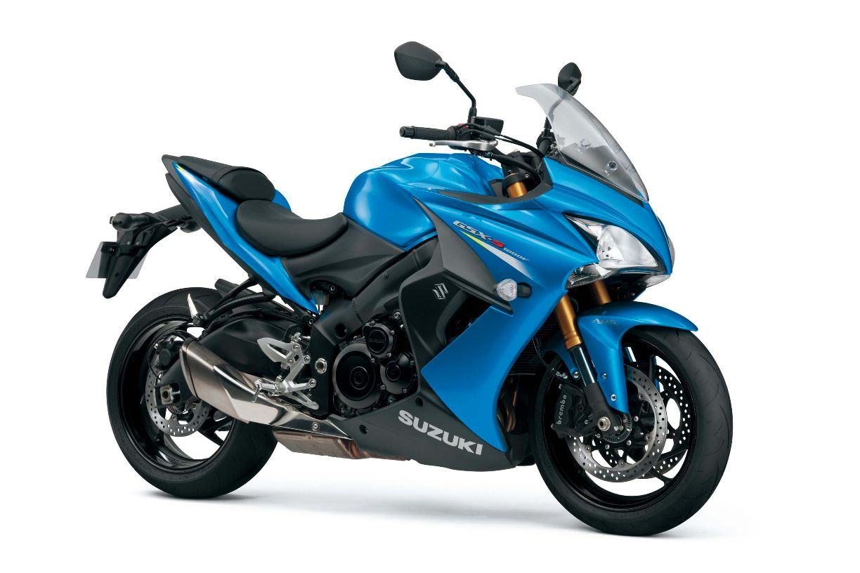 suzuki gsx 1000 f and gsx s 1000 new gixxer siblings. Black Bedroom Furniture Sets. Home Design Ideas