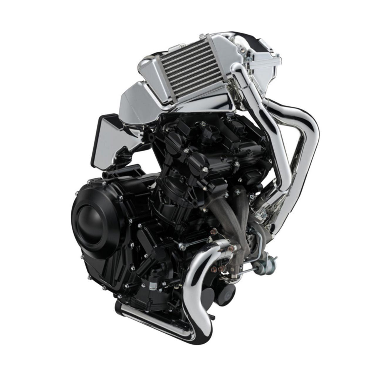 Turbo My Harley: Suzuki Shows Off Turbocharged Engine