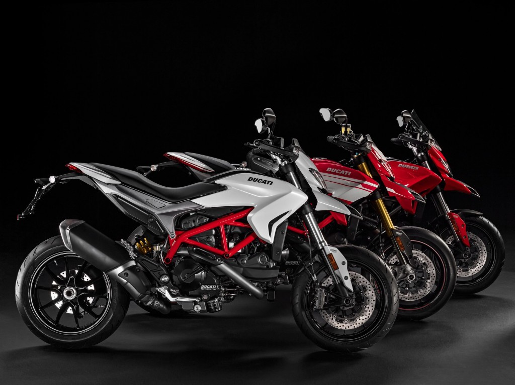 ducati malaysia launches five new models (with videos