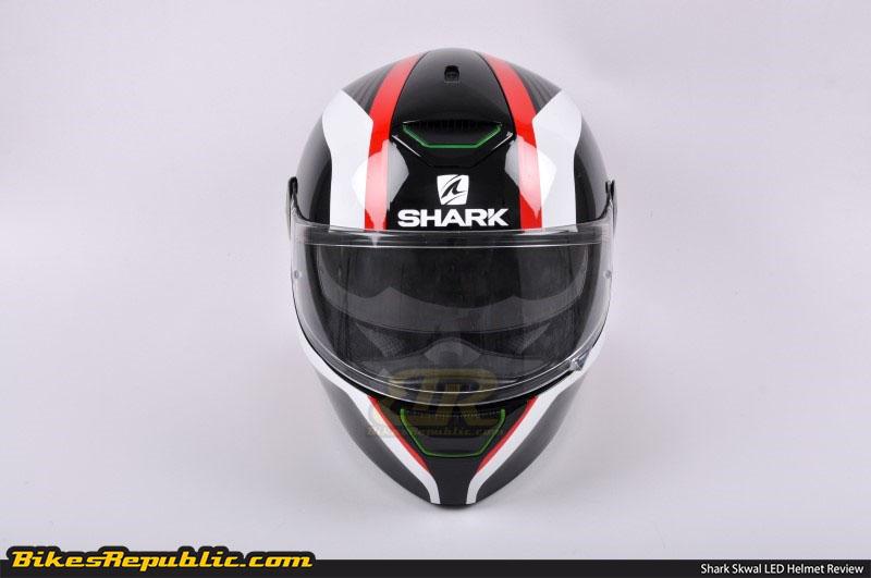 product review shark skwal led sak art design bikesrepublic. Black Bedroom Furniture Sets. Home Design Ideas