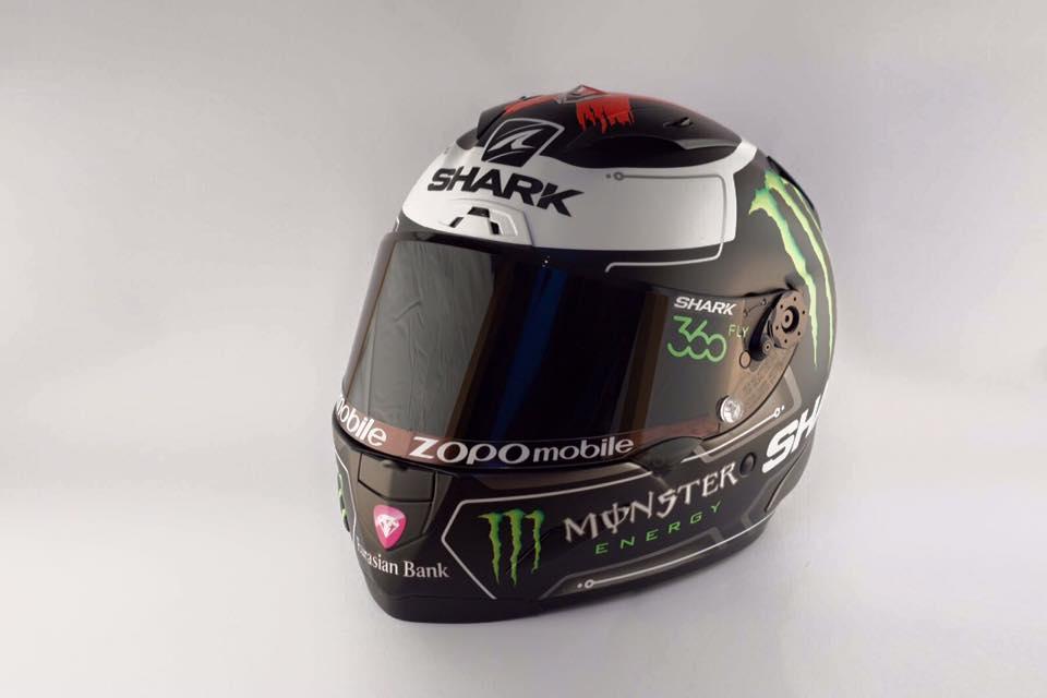 Shark Raw Helmet Black Size L