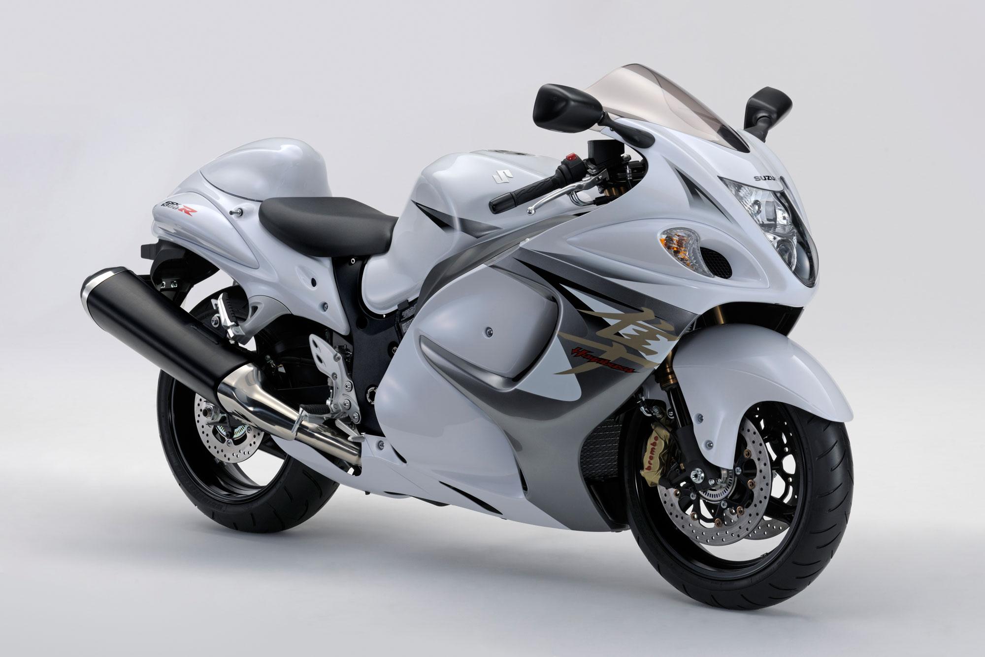2019 Suzuki Hayabusa Will Have Fully Active Suspension Bikesrepublic