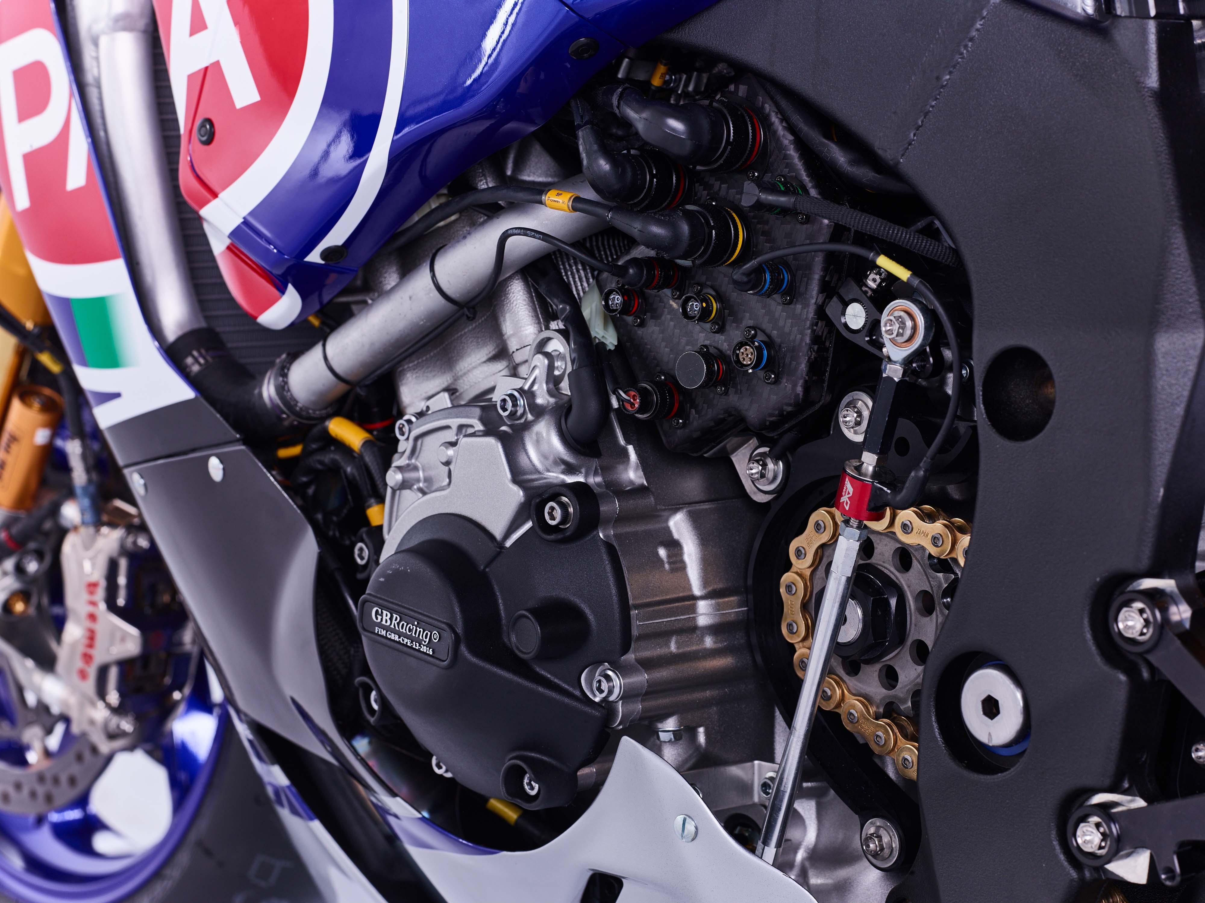 2016 Yamaha YZF R1 World Superbike 22