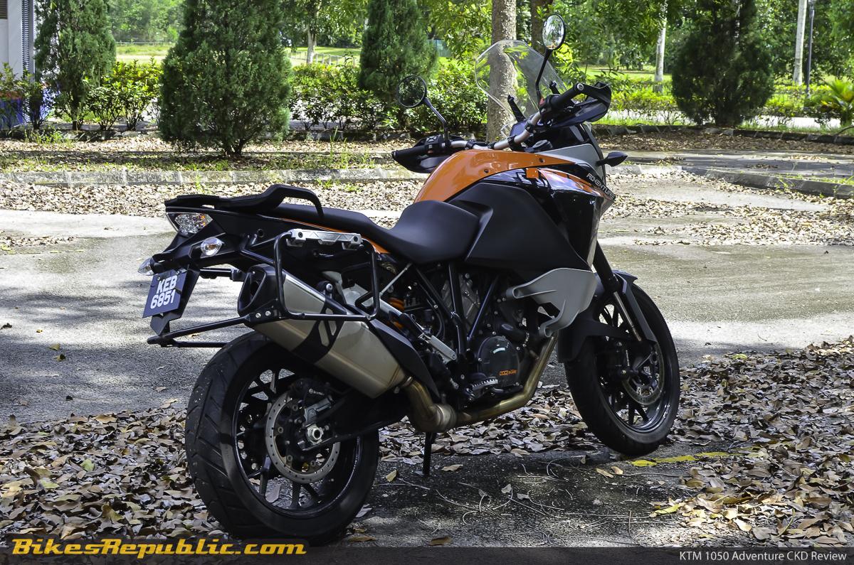 ktm 1050 adventure an affordable adventure bike. Black Bedroom Furniture Sets. Home Design Ideas