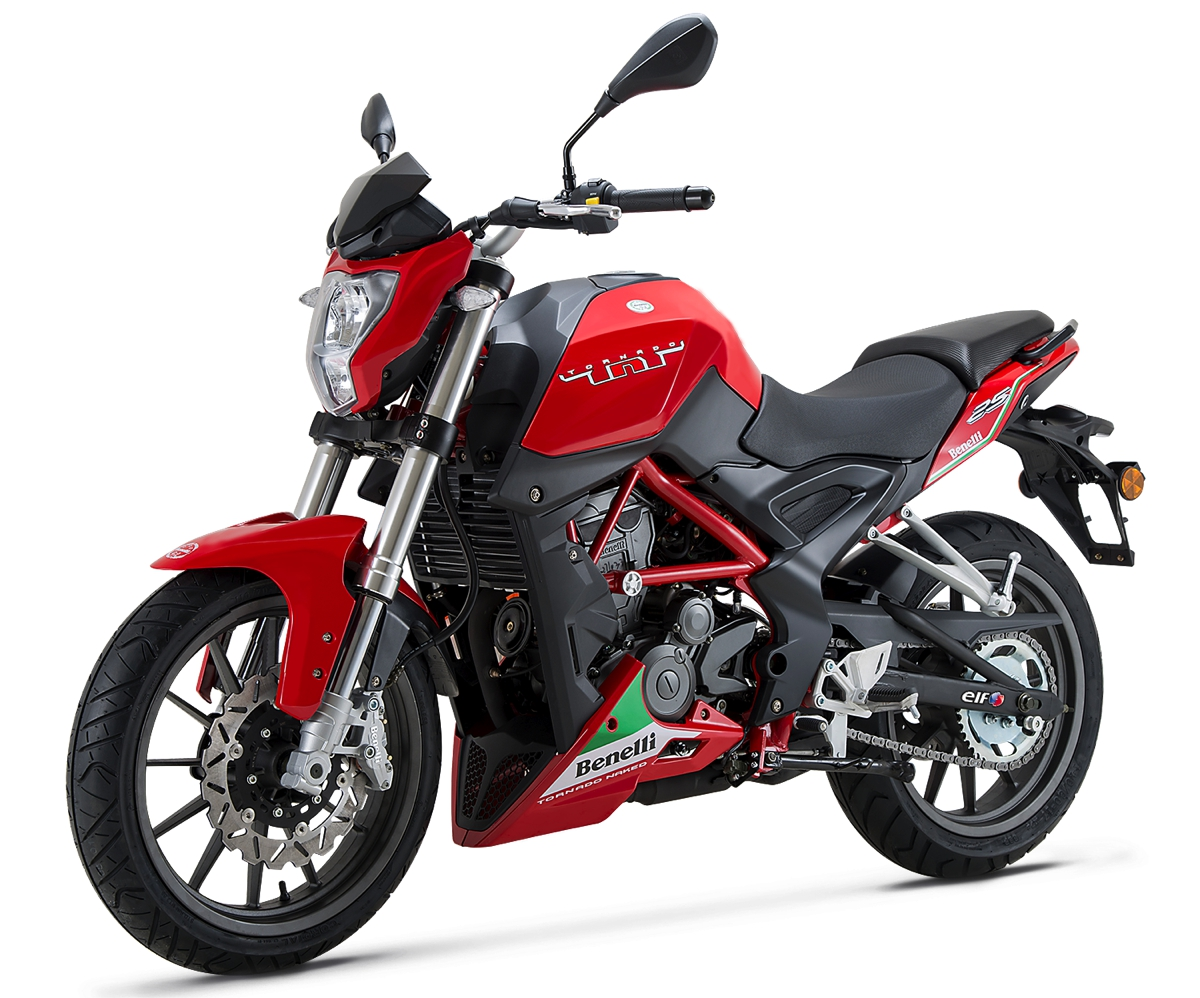 New Benelli TNT 25 Launched