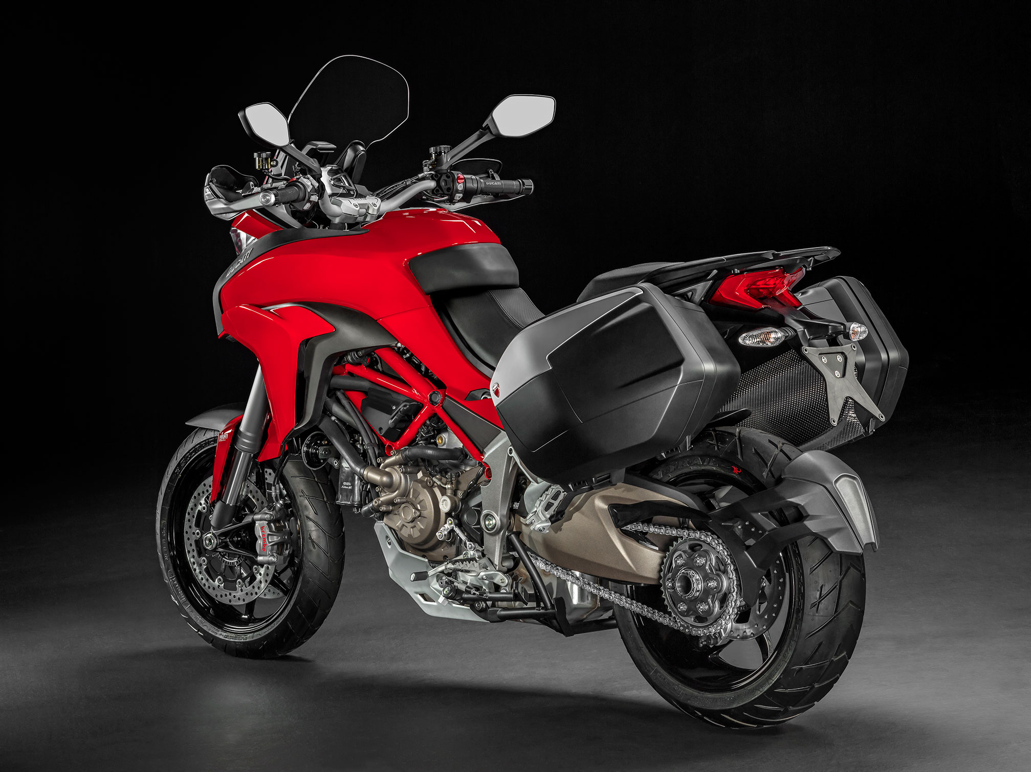 new ducati multistrada 1200 dvt arrives. Black Bedroom Furniture Sets. Home Design Ideas