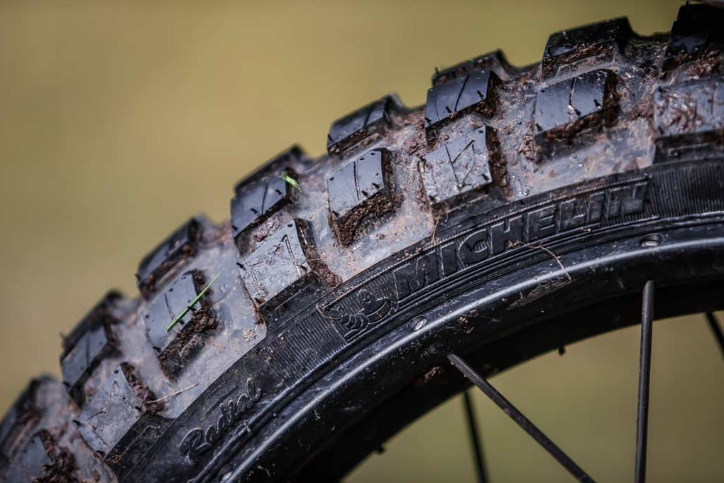 New Michelin Anakee Wild Tyres For Adventurers With Videos - Michelin just announced a new device that will make cycling safer at night