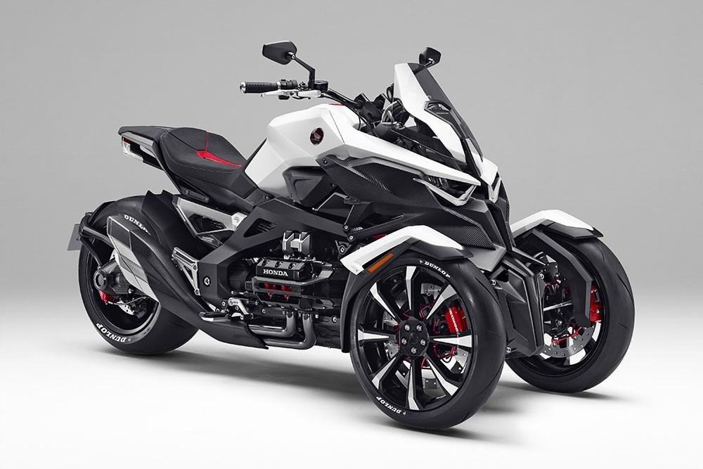 Honda Neowing three-wheeler coming soon! - BikesRepublic