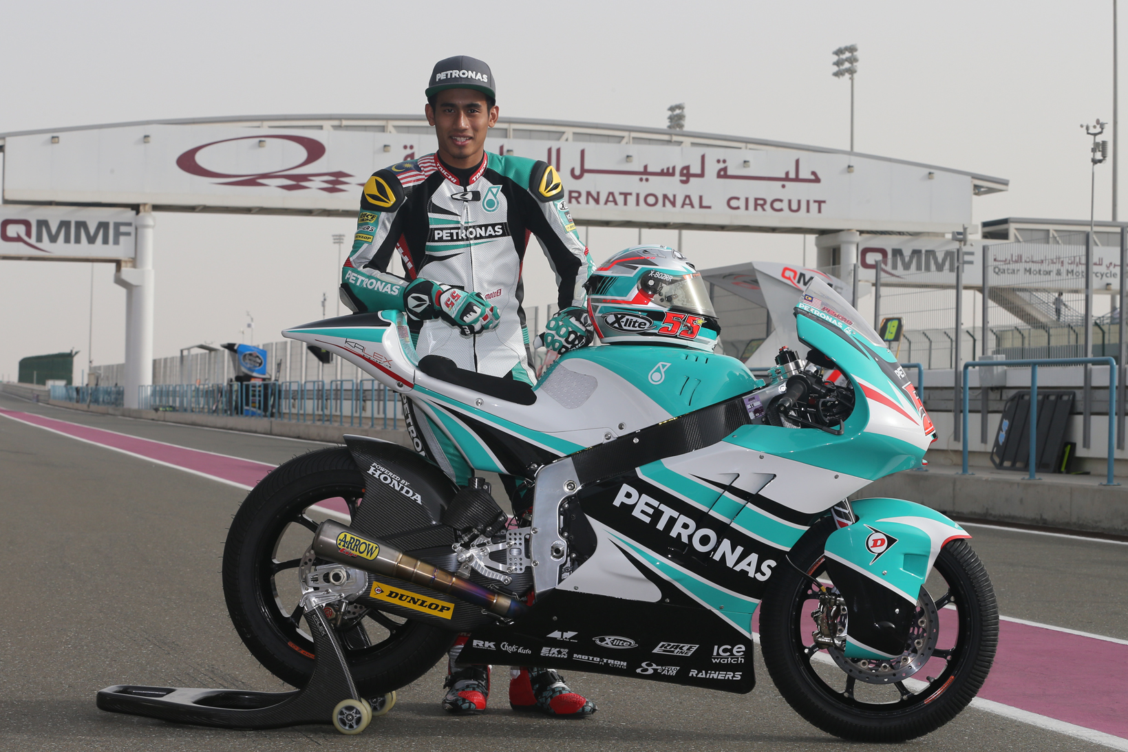 Malaysian Hometown Heroes in Moto2 and Moto3 for 2016 - BikesRepublic