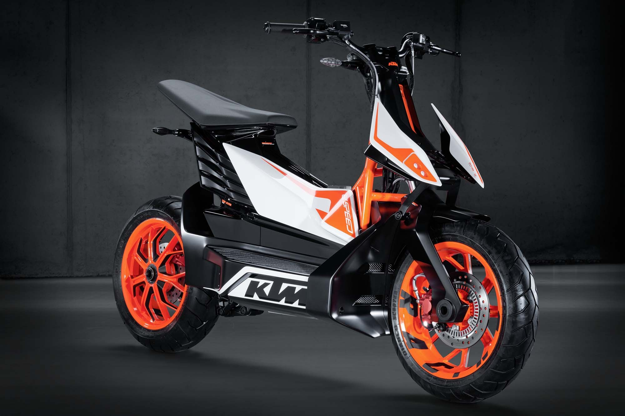 Is the KTM E-Speed electric scooter being revived? - BikesRepublic
