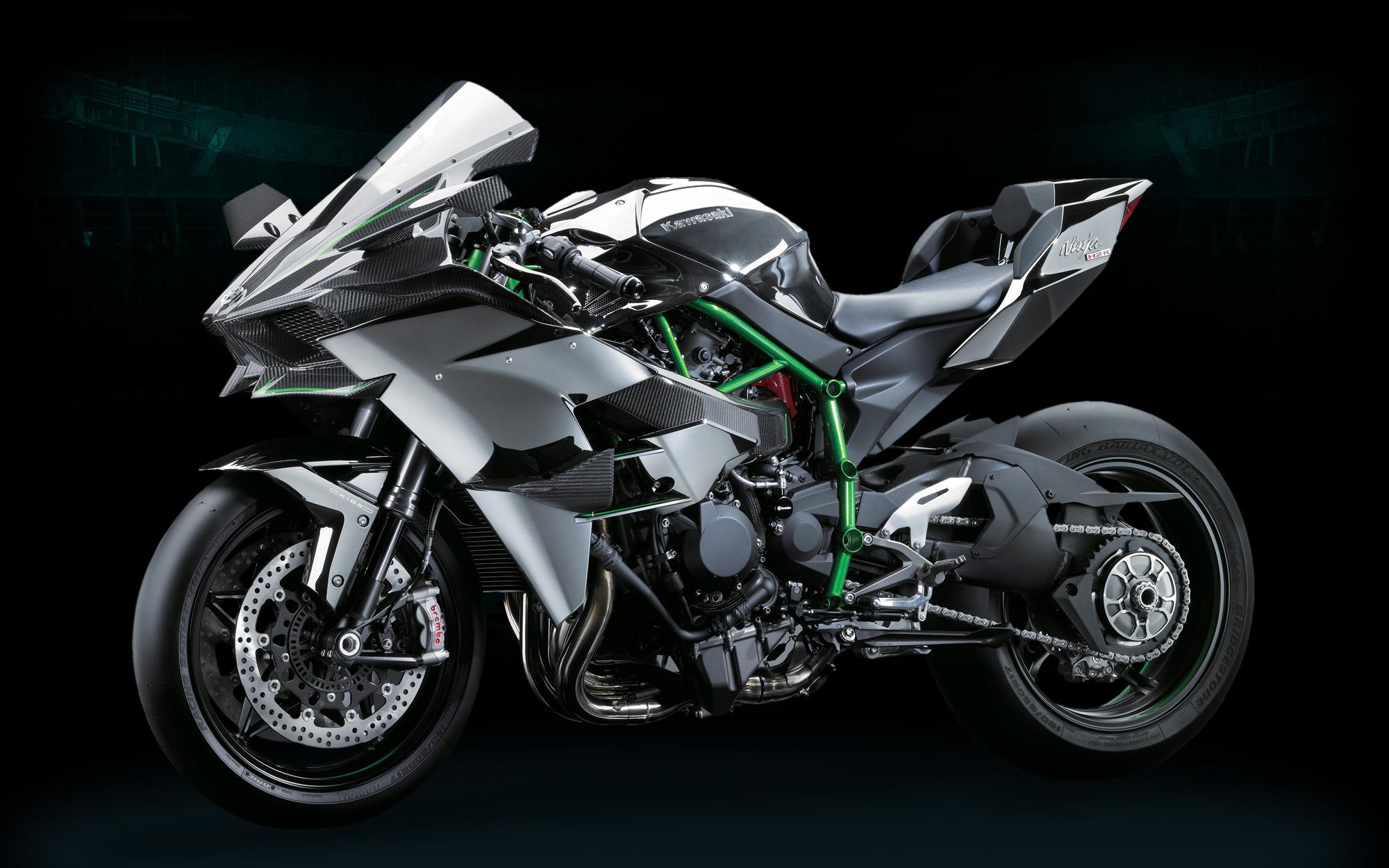 Kawasaki Ninja H2 (From RM153,900)
