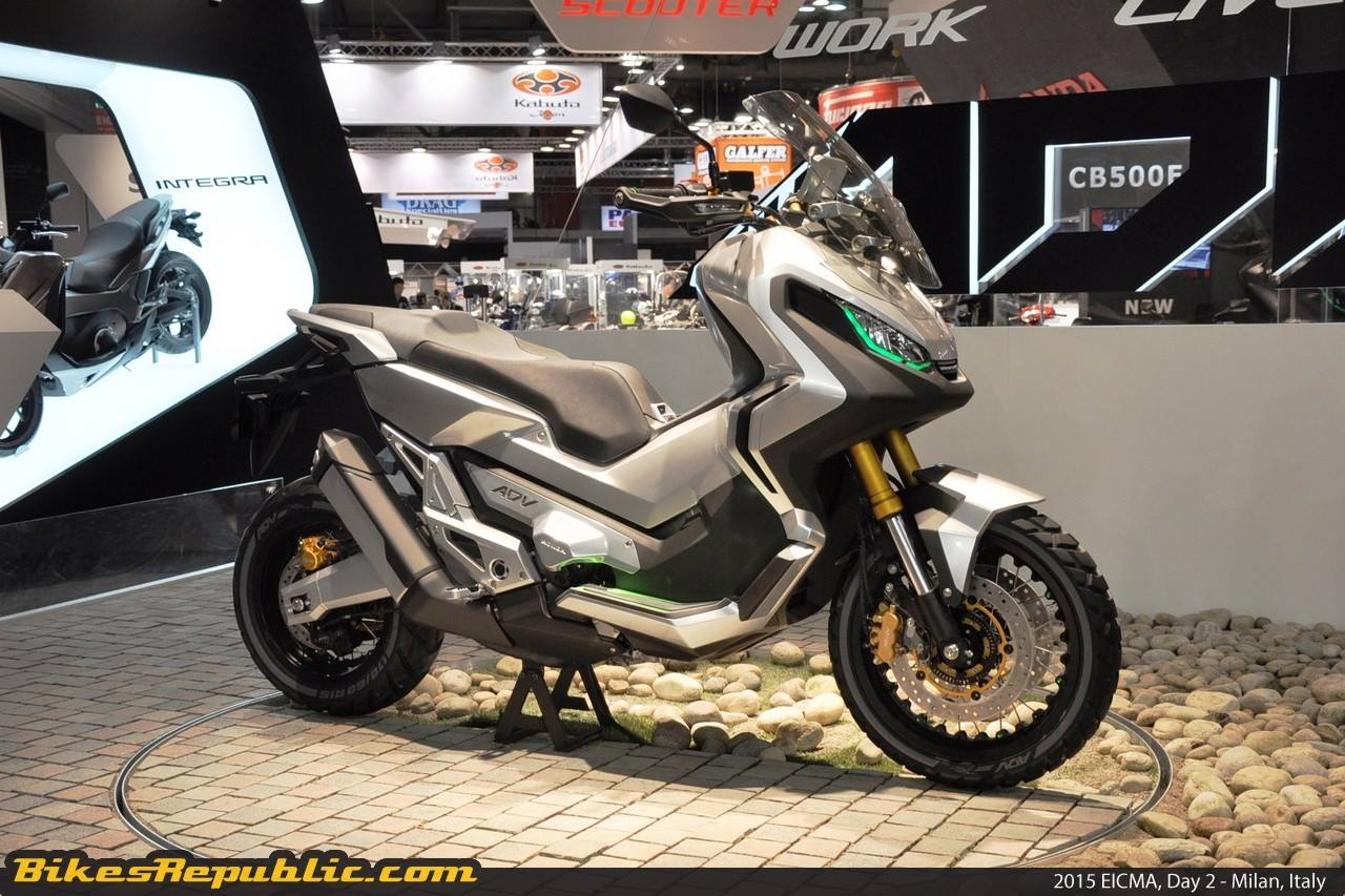 Honda city adventure concept production patent leaks bikesrepublic after debuting during eicma 2015 in milan italy last year the honda city adventure concept scooter received some mixed reviews but it garnered enough publicscrutiny Choice Image