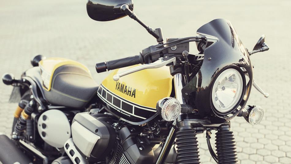 yamaha xv950 bolt café racer launched @ rm55,000 - bikesrepublic