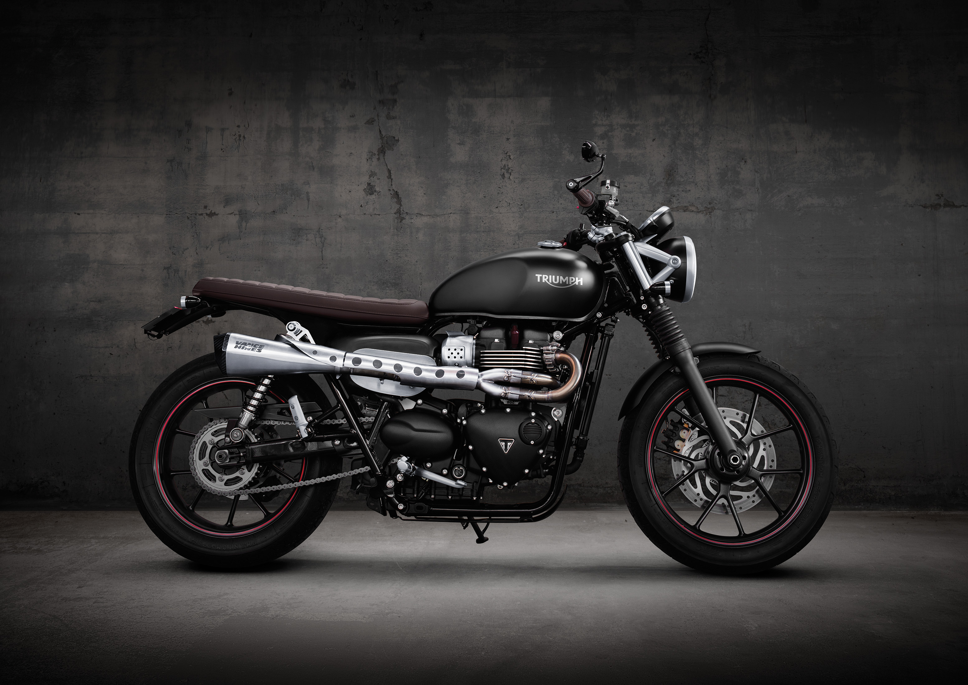Current Triumph Scrambler Pictured StreetTwin AccessoryInspirationKit Rs