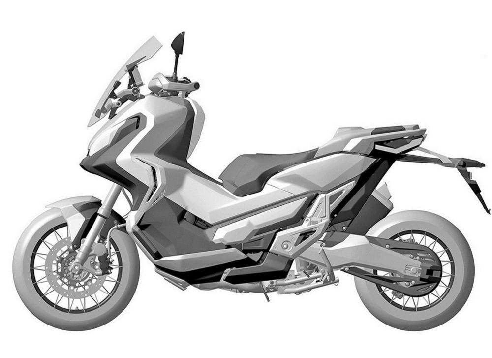 Honda city adventure concept production patent leaks bikesrepublic honda city adventure concept scooter publicscrutiny Choice Image