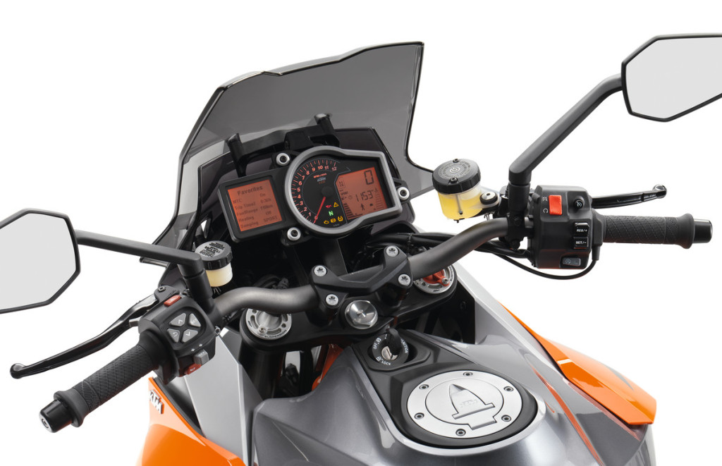 Ktm Super Duke Gt List Price