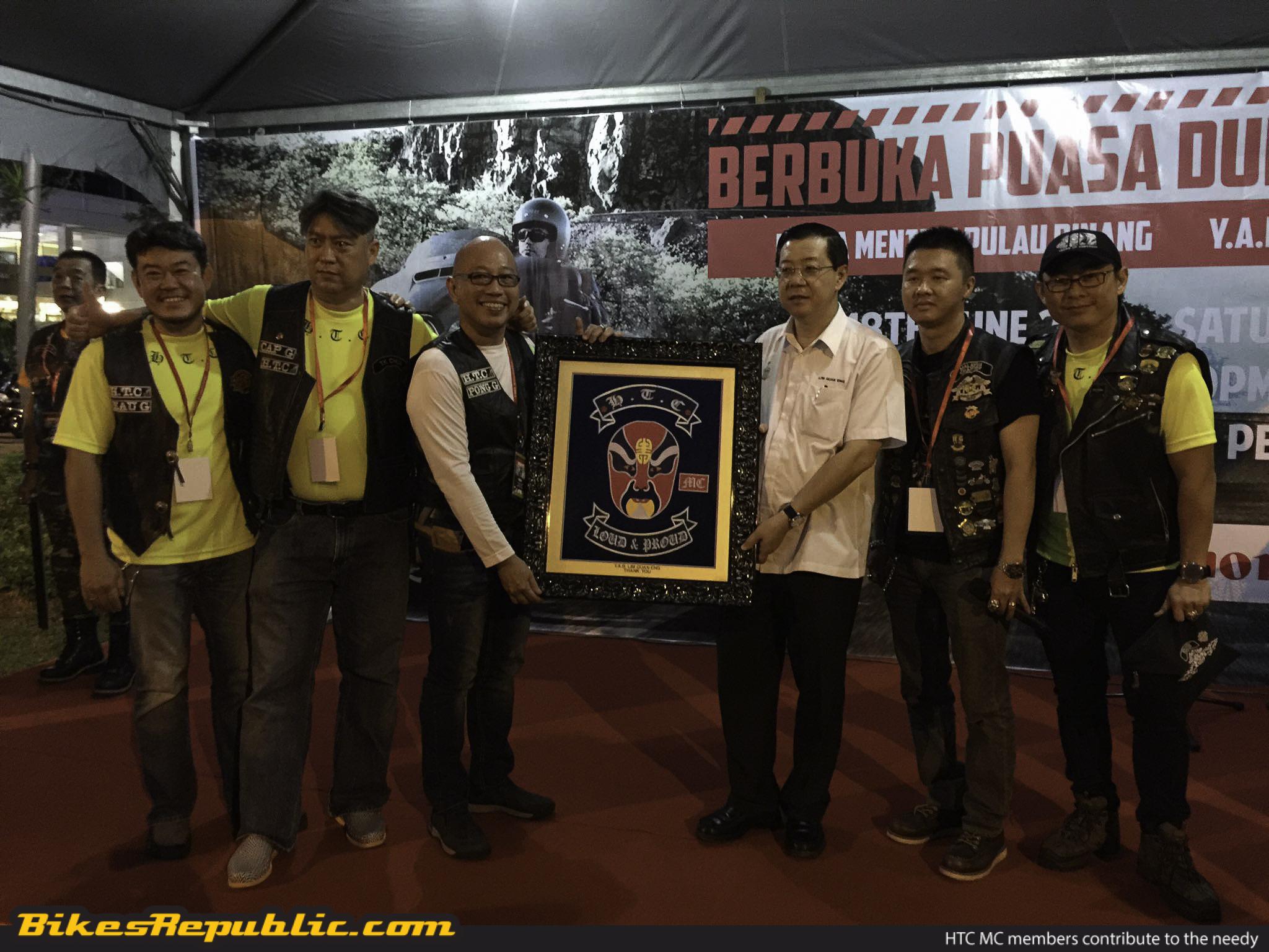 Contributions of lim guan eng in penang