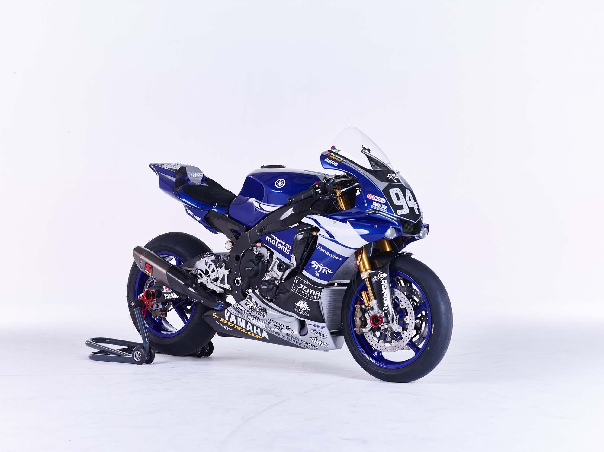 Yamaha All Bike List