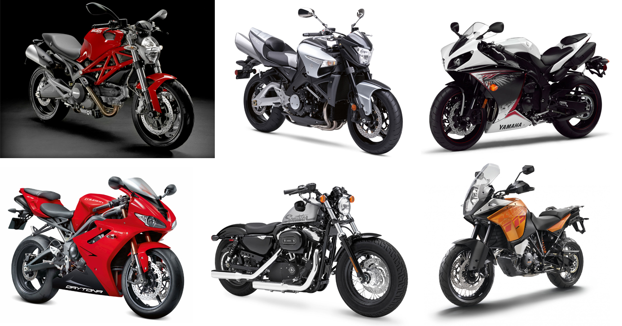 7 Used Bikes You Should Buy Right Now Bikesrepublic Two Brothers Ducati Monster 696 Black Series Dual Slip On Exhaust Systems Were