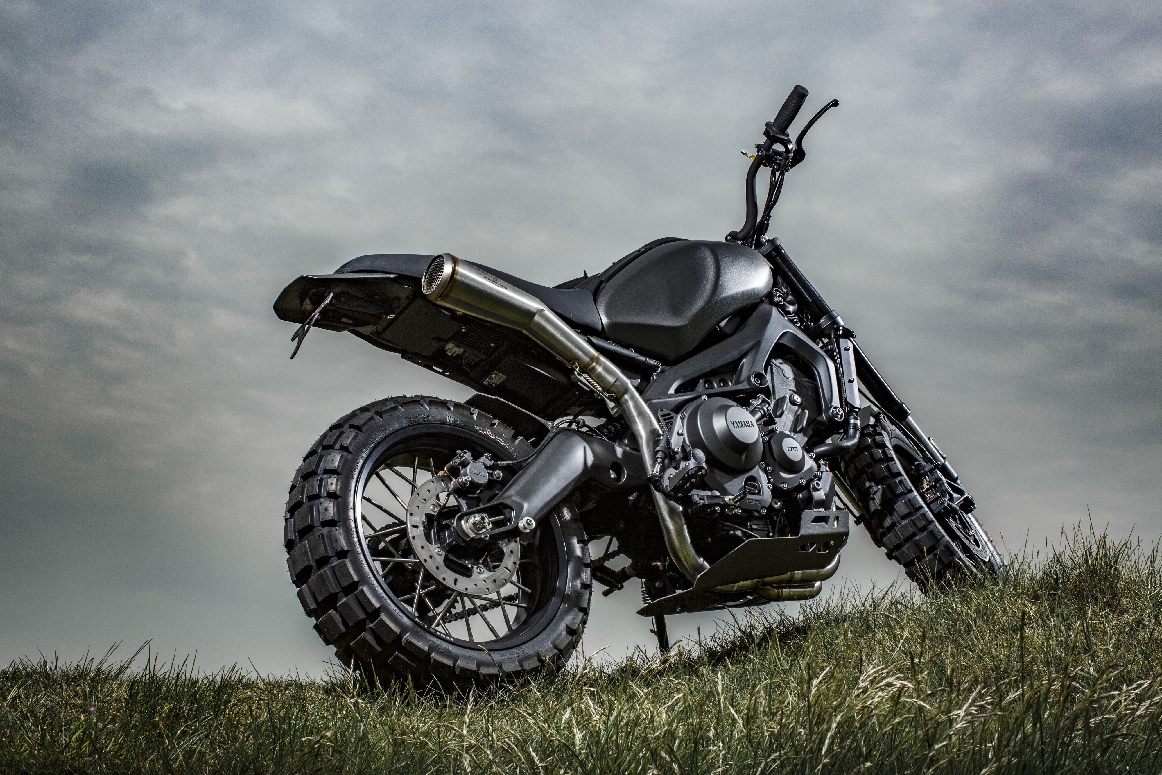 Yard Built Yamaha Xsr900 Monkeebeast By Wrenchmonkees 19