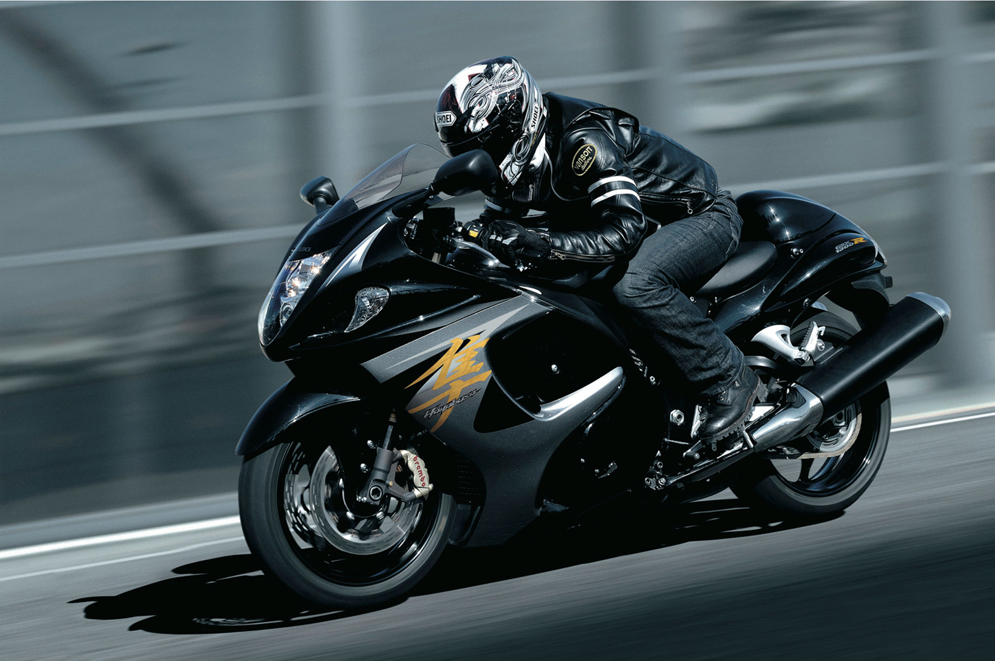 2019 suzuki hayabusa will come with a semi-automatic transmission