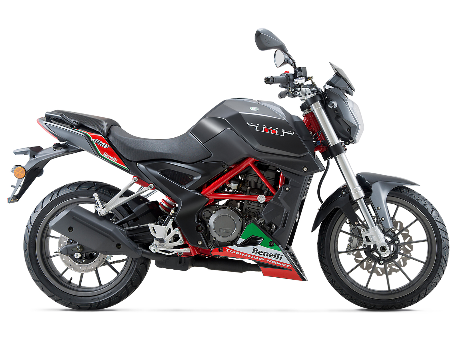 Benelli TNT 25 Black Edition Introduced