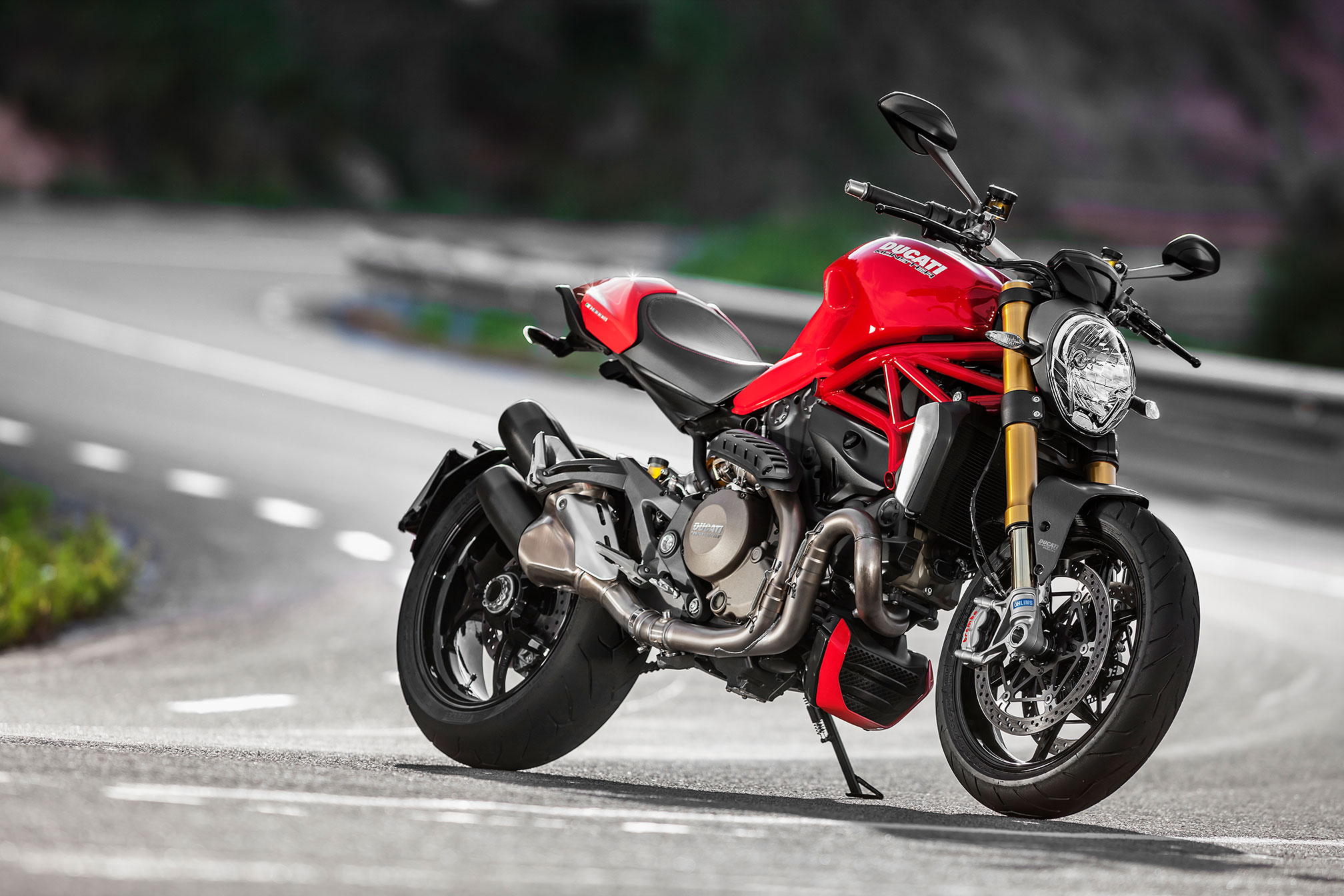 Ducati introduces new middleweight Monster - Motorcycle Mojo