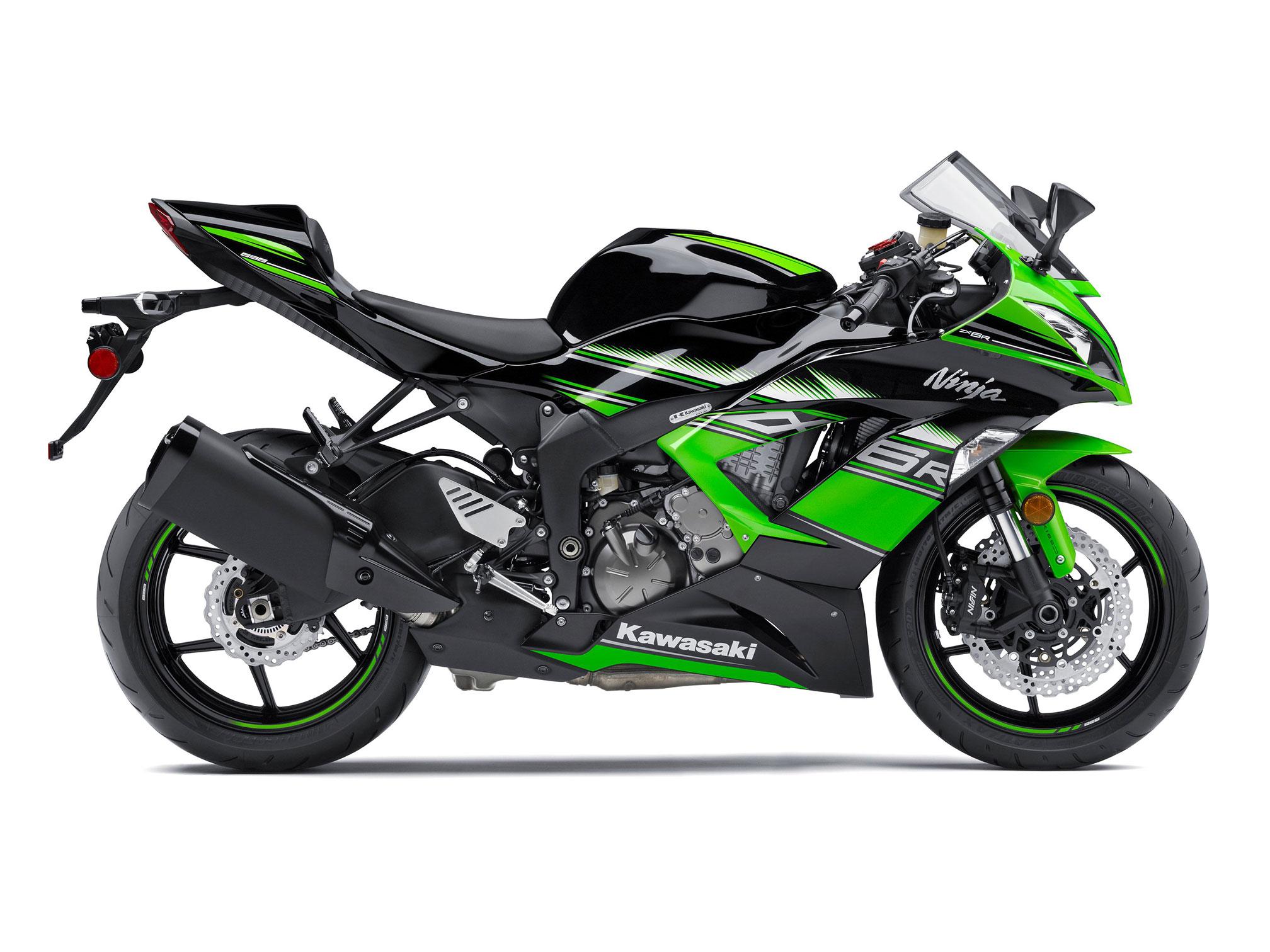 2016 Kawasaki ZX-6R ABS KRT