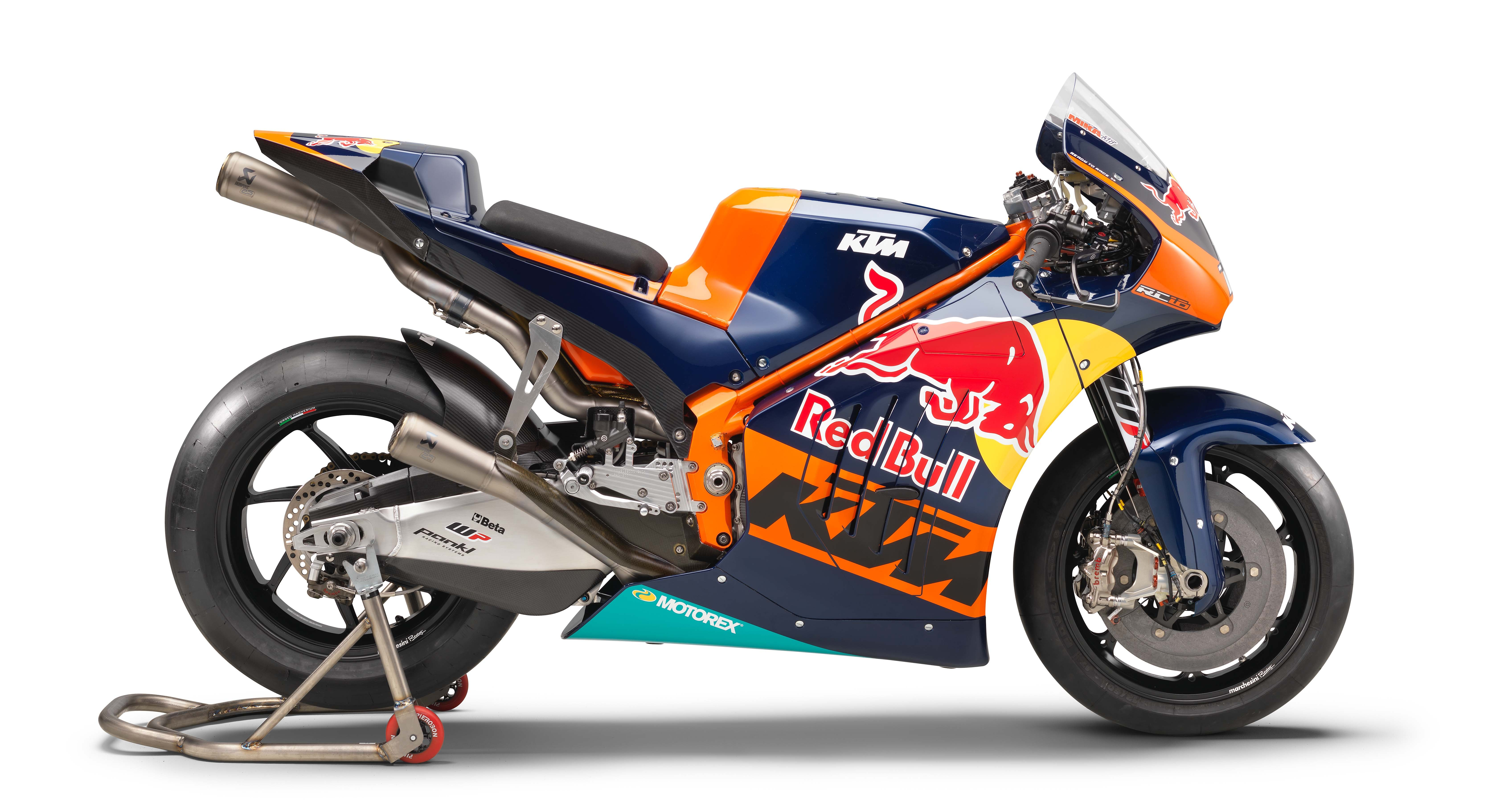 2018 ktm bikes. interesting ktm u0027consumeru0027 version of ktm rc16 gp bike  in 2018 ktm bikes