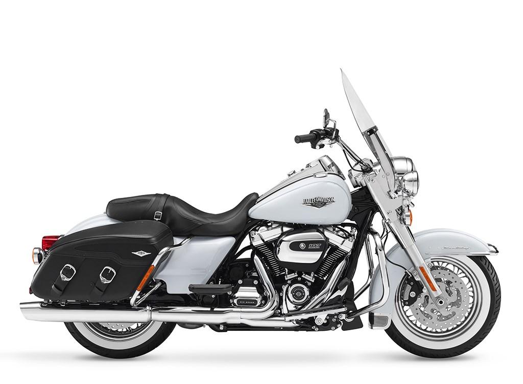 New Harley Davidson: New Harley-Davidson Engines And Refreshed 2017 Models