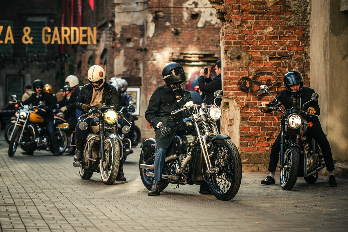 Distinguished Gentleman's Ride 2016 Penang - BikesRepublic