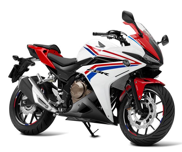Honda CBR500R - BikesRepublic