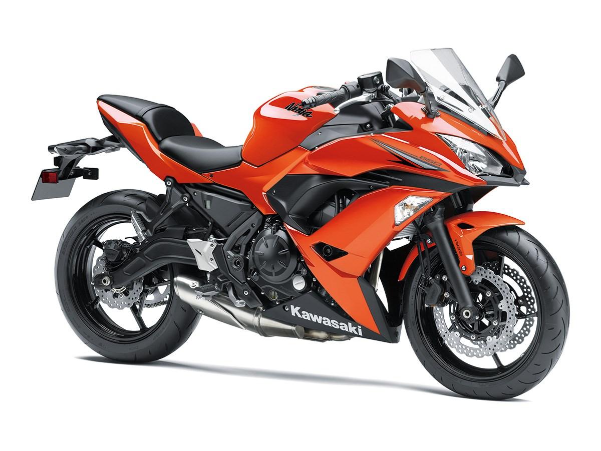 2017 Ninja 650 ABS