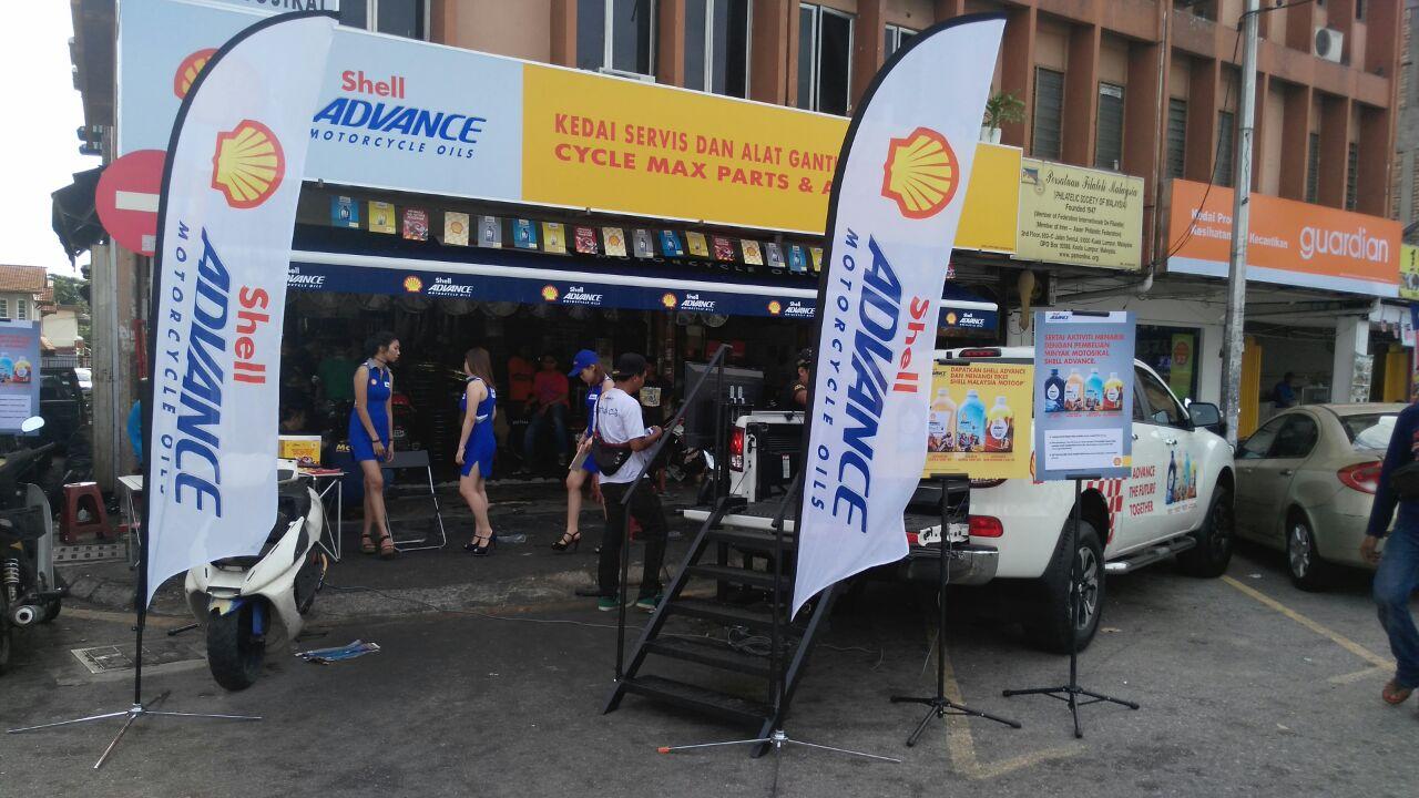 win motogp tickets in the shell advance roadshow bikesrepublic