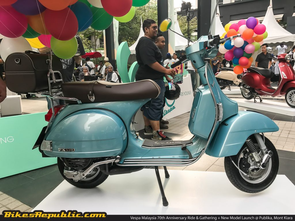 Vespa Malaysia launches six new models - BikesRepublic