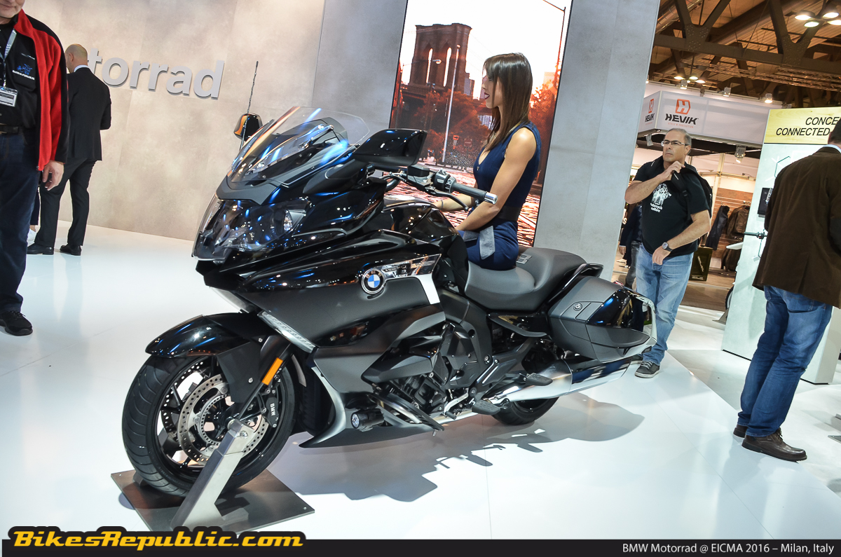 2018 bmw bagger.  bagger but considering that the k1600 gtl exclusive is already priced at  rm185900 you can expect bagger to be around same region as well intended 2018 bmw bagger