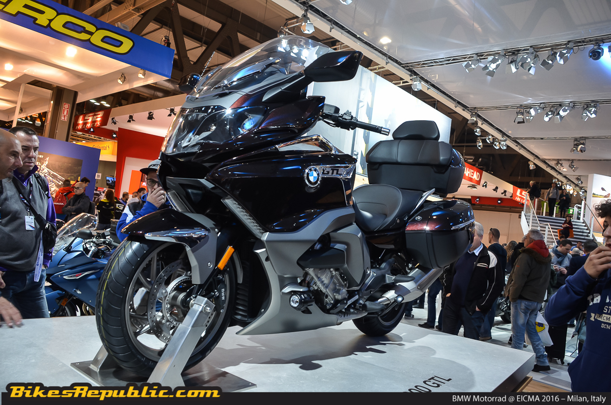2018 bmw k1600gtl. delighful k1600gtl click here to check out bmw motorradu0027s showcase at eicma 2016 in milan  italy on 2018 bmw k1600gtl